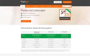 Flatex Gebühren & Preise